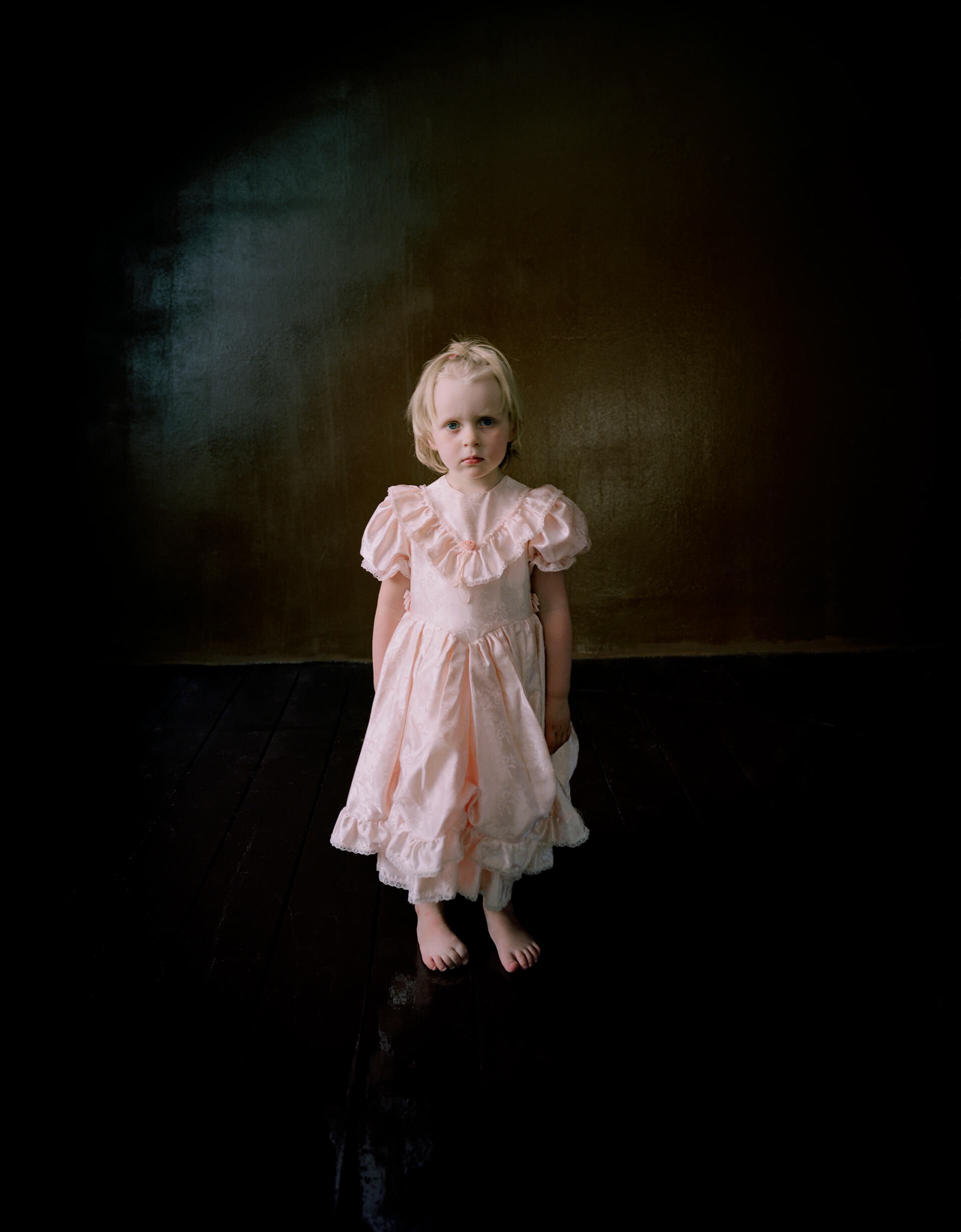 Introducing Viola Pernille Koldbech Fich Portrait #2