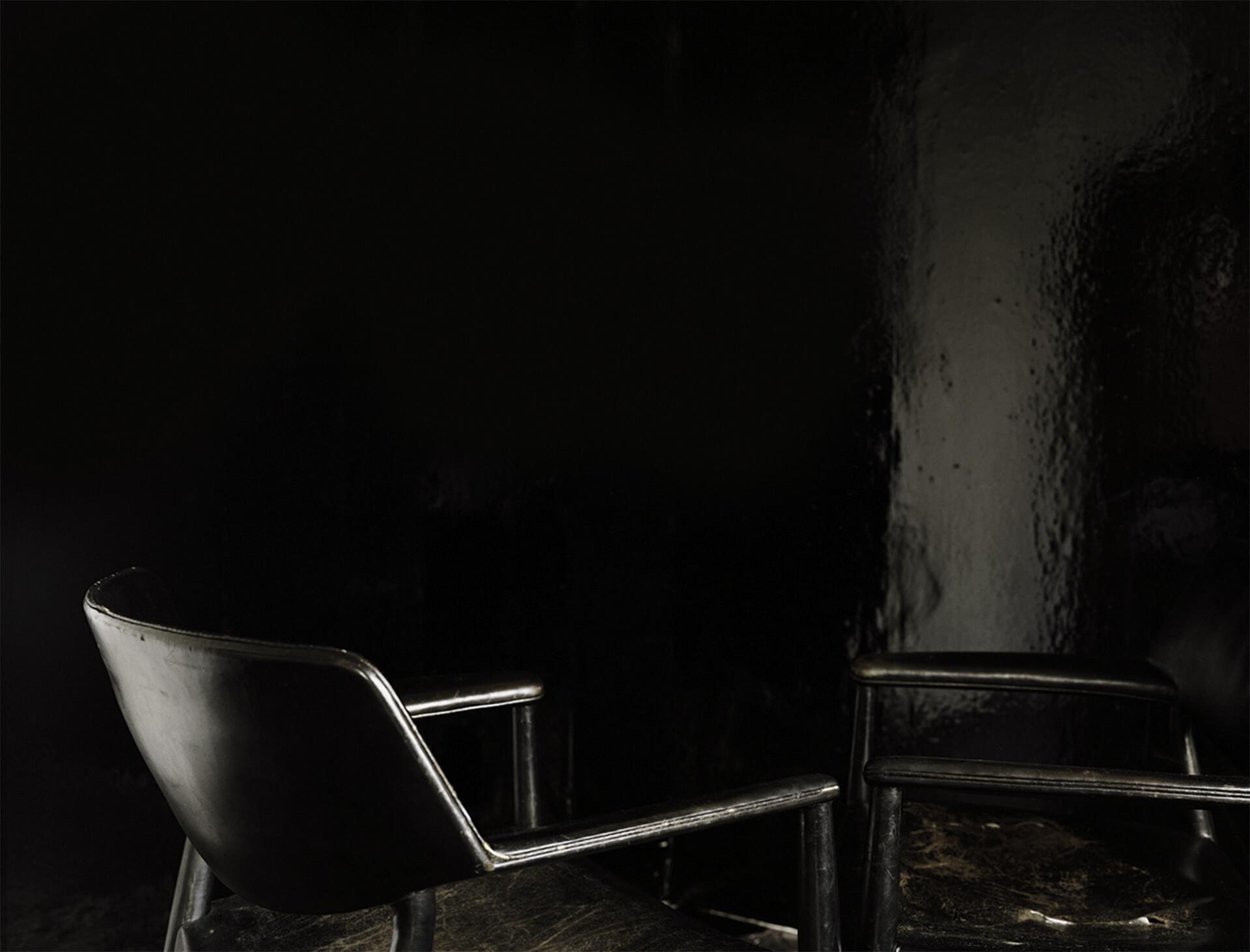 Pernille Koldbech Fich Black Chair Studies #4